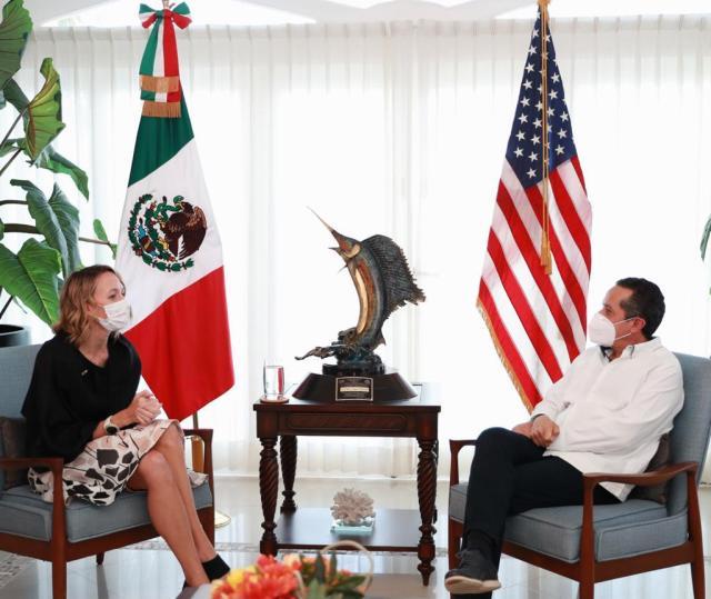 Todo Quintana Roo en naranja de semáforo estatal epidemiológico a partir de lunes