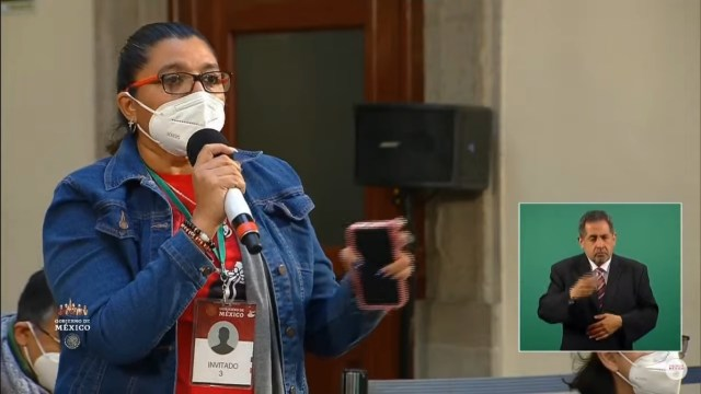 Asegura AMLO que reporteros atacados en manifestación feminista serán atendidos por SEGOB