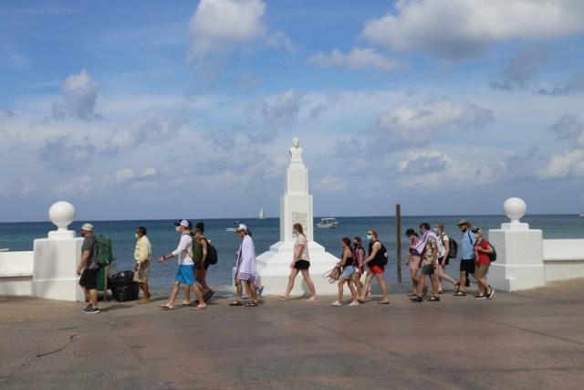 Prepara la Sedetur un estudio sobre los beneficios de un Home Port para Cozumel