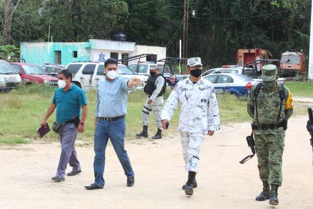Gobierno Federal prevé establecer una base militar en Zona Maya de Quintana Roo