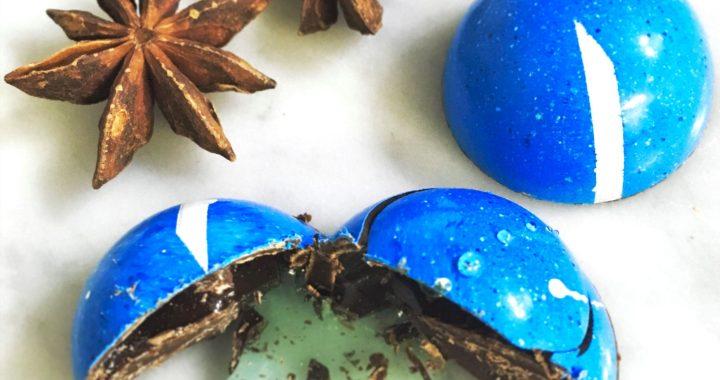 Bombones y usos del xoconostle crudo