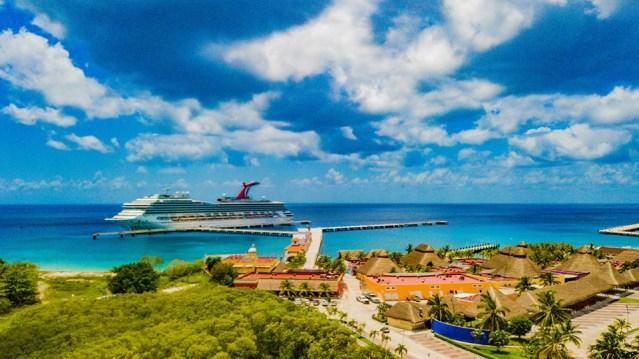 Secretaria de Turismo ve posible la construcción de Home Port en Cozumel