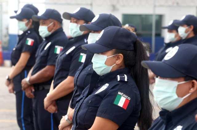 Personal femenino vigilará actividades en Quintana Roo por Día Internacional de la Mujer