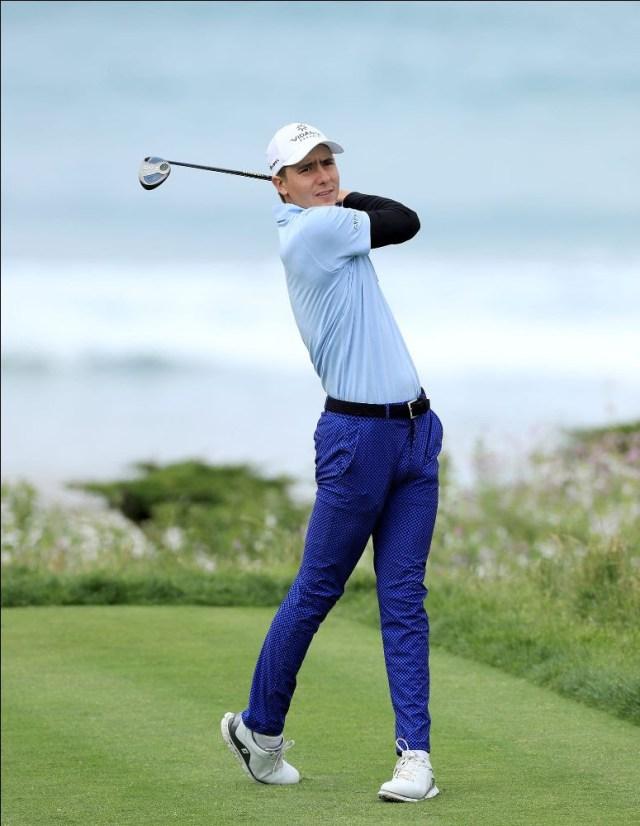 Carlos Ortiz presenta Campeonato Nacional de Golf