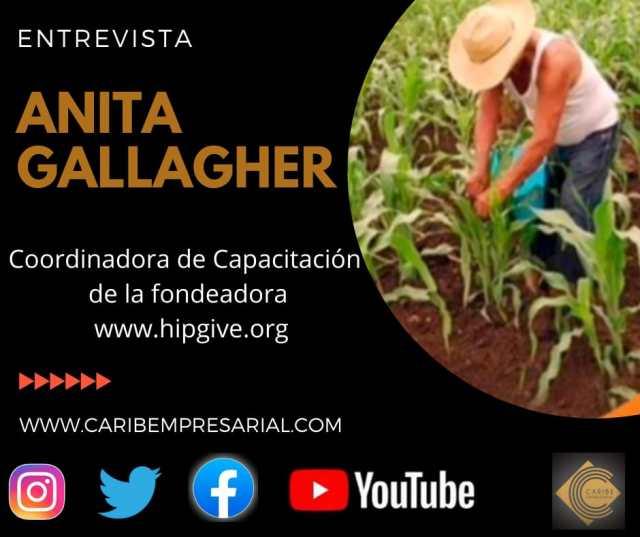 Hablamos de la iniciativa #TierrasMayas con Anita Gallangher, Coordinadora de capacitación HIPGIVE.ORG