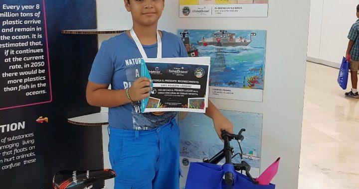 Convocan al concurso de dibujo infantil del 9° Festival de los Océanos organizado por Delphinus