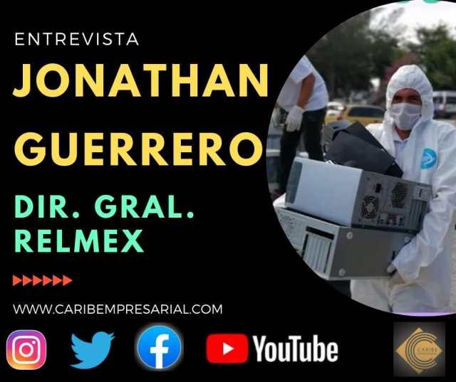 Sobre reciclaje de electrónicos en la Península de Yucatán