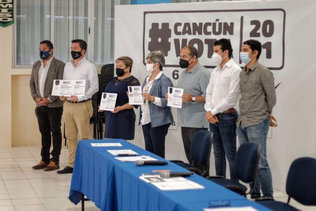 Considera Coparmex Cancún innecesario el gasto en la consulta pública del 1 de agosto