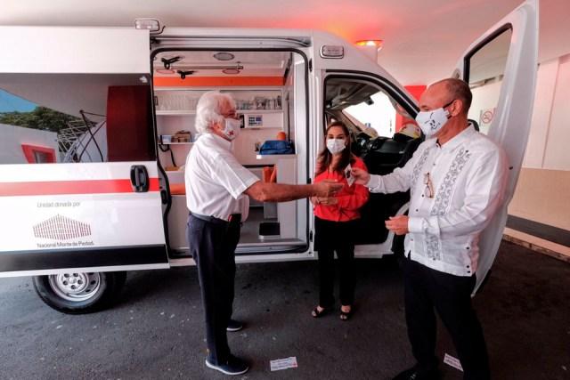 Se duplican atenciones por Covid-19 en la Cruz Roja en una semana