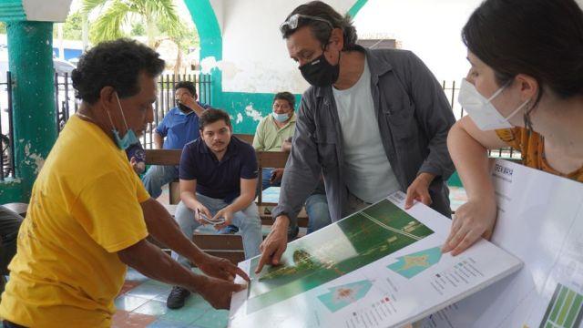 Fonatur incluye visión biocultural en diseño de la estación del Tren Maya en Nuevo Xcan