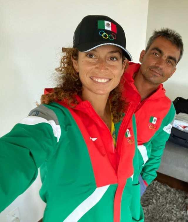 Demita Vega e Ignacio Berenguer, vuelan a Tokio en busca de una medalla olímpica