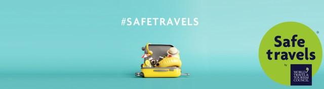 Integra plataforma de búsqueda de destinos el sello Safe Travel de la WTTC