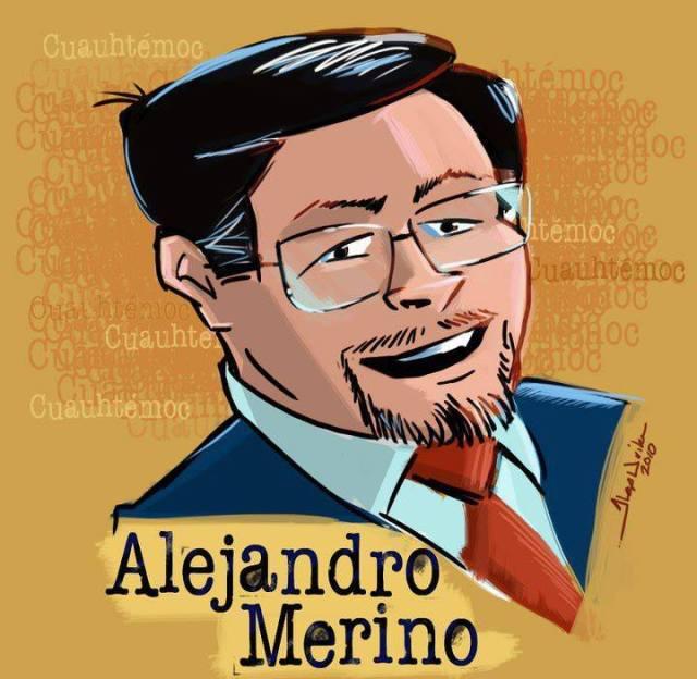 PAQUETE-ADMIRES por Alejandro Merino