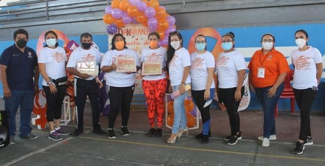 Empoderan a mujeres campechanas para prevenir la violencia