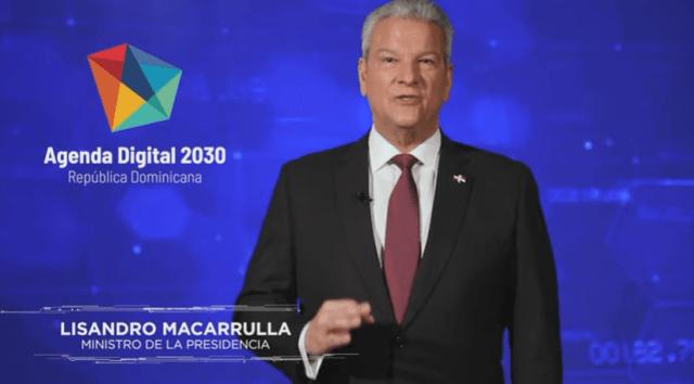 Presenta República Dominicana Agenda Digital 2030