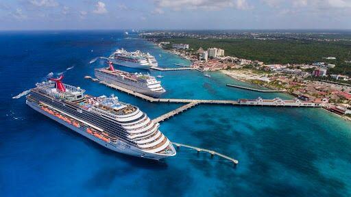 Reactivan turismo de cruceros en Quintana Roo con medidas sanitarias