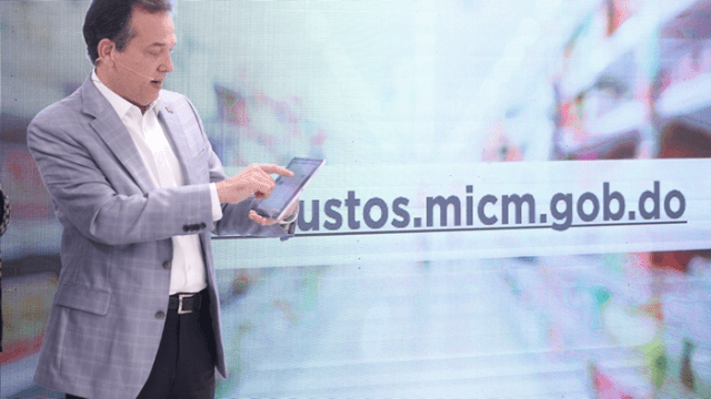 Lanzan en República Dominicana plataforma para comparar precios de la canasta básica