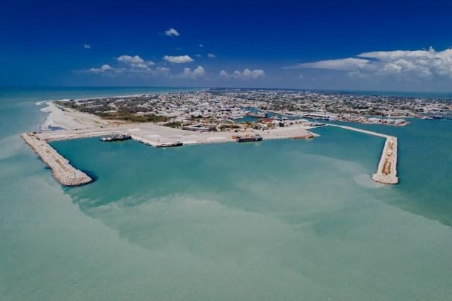 Reactivan terminal marítima de usos múltiples en Campeche con inversión de 122 millones de pesos