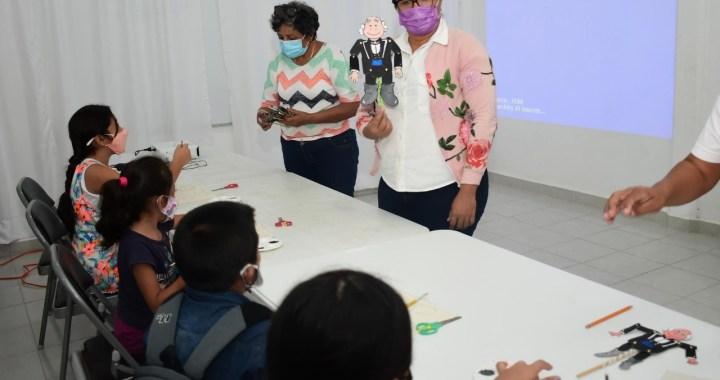 Promueven conocimiento sobre historia de México en Cozumel