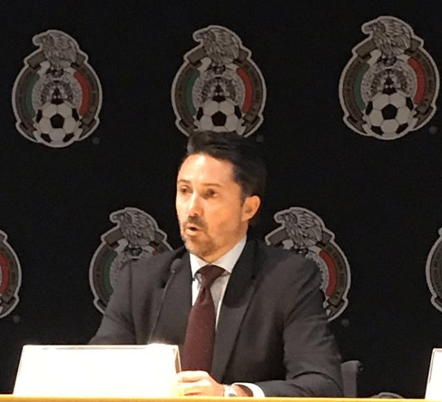 Convoca FIFA a Iñigo Riestra a la Cámara de Resolución de Disputas