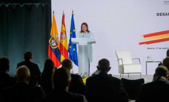 Deja visita de Colombia a España perpectivas de inversión por más de 2 mil 500 millones de dólares en el país sudamericano