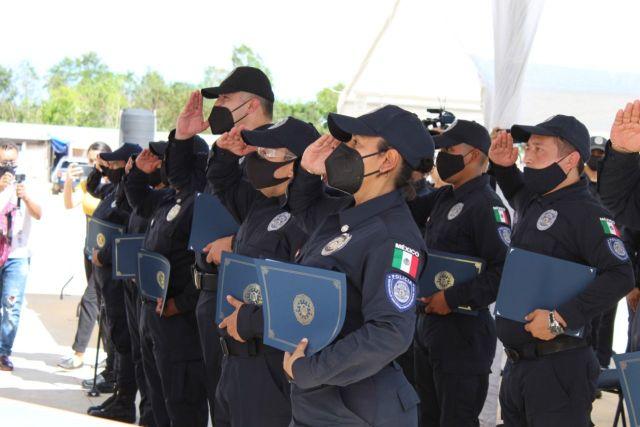 Han evaluado en Quintana Roo al 99 por ciento de la plantilla policial