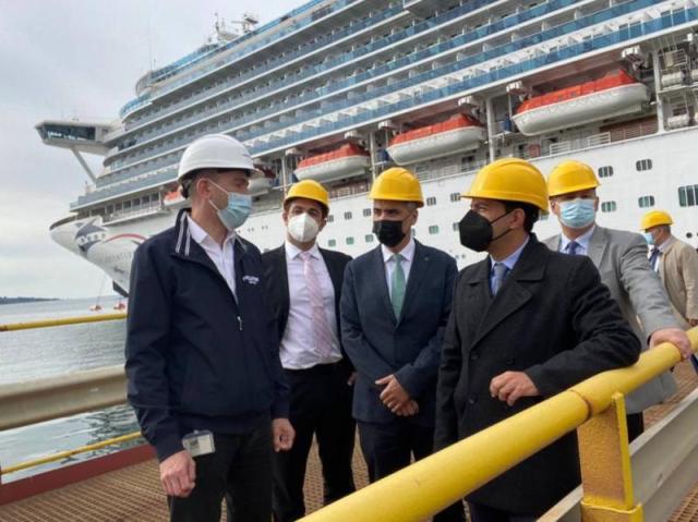 Construirán en Yucatán el astillero más grande de América