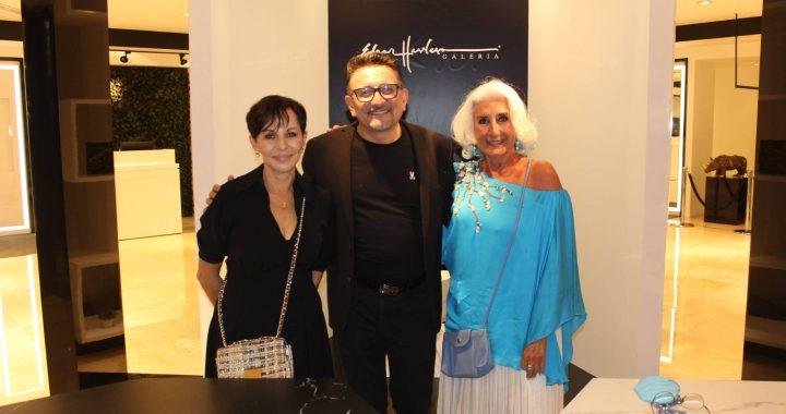 Se une el centro comercial Luxury Avenue  y la Galería Edgar Herrera al programa Hambre Cero de la Asociación Hanal Quintana Roo con una gala de arte