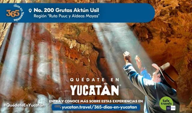 """Llega la Campaña """"365 días en Yucatán"""" a su experiencia 200"""