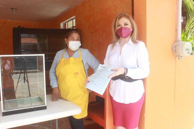 Se han colocado créditos a productores y emprendedores por más de 492 millones en Quintana Roo