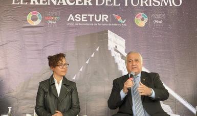 Contará Tianguis Turístico de México con presencia de 41 países.