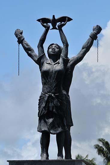 commemoration abolition esclavage marrons liberte guyane caraibexpat