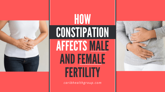 How Constipation Affects Male and Female Fertility