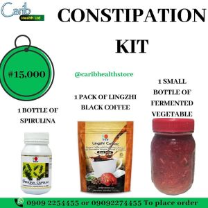 Constipation Kit