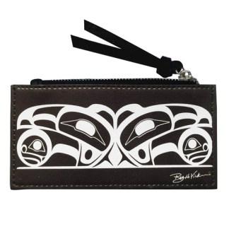 raven card wallet