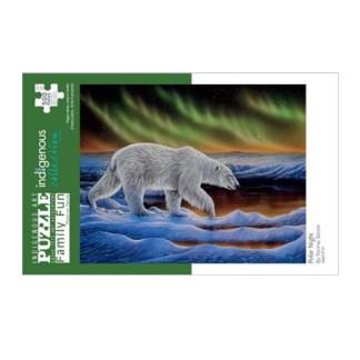 Polar Night indigenous art puzzle
