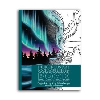 Amy Keller-Rempp colouring book