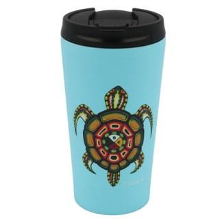 medicine turtle travel mug