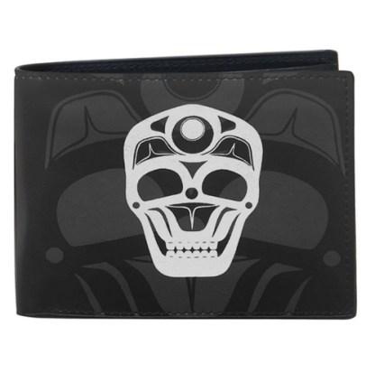 skull wallet by James Johnson