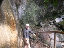 Travis Mist Trail