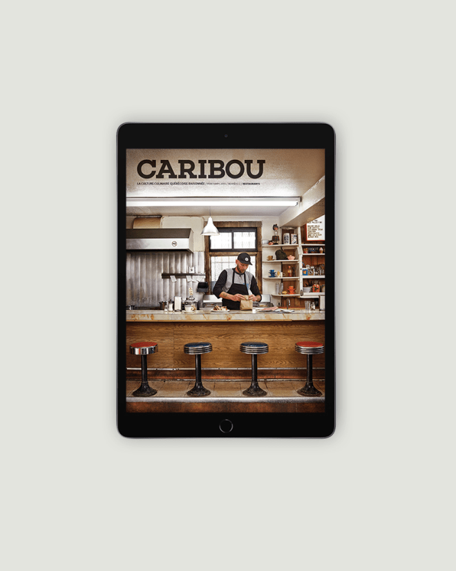 Caribou_numéro 2_Restaurants