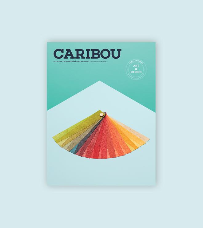 Caribou_numéro 7_Art & design