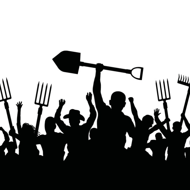 Révolution agricole Goûter nous