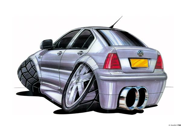 Volkswagen Passat Grise