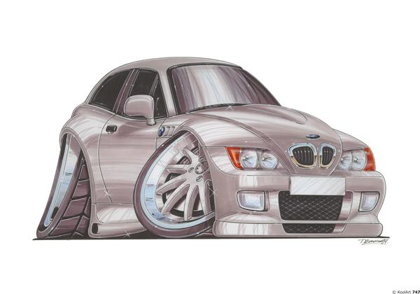 BMW 3 Grise