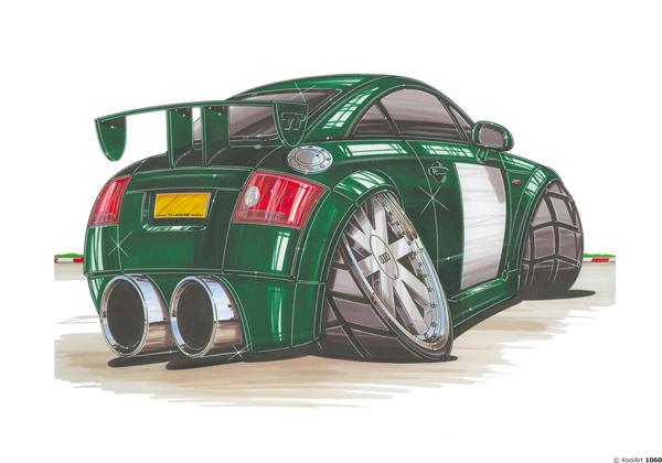 Audi TT Sport Verte