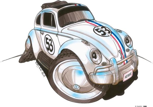 La Coccinelle Herbie