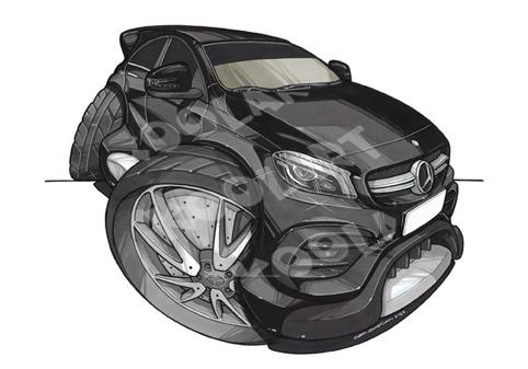 Mercedes Noire