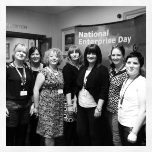 Waterford Business Women at the National Women's Enterprise Day