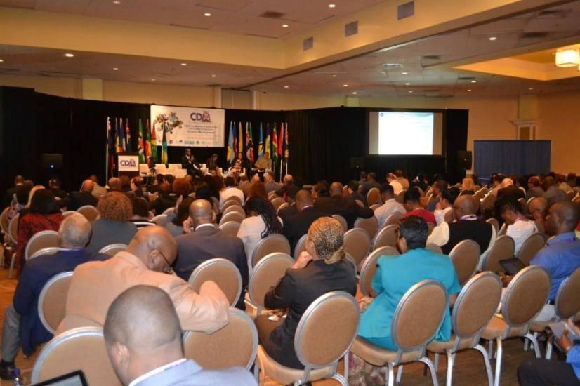 CDM 10 underway in The Bahamas (Photo via CDEMA)